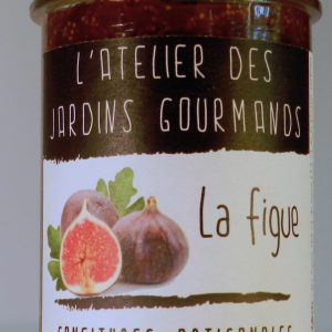 figue l'Atelier des Jardins Gourmands