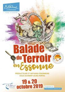 Balade du terroir Essonne