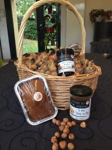 Pâte à tartiner pain d'éoices, noisette, atelier des jardins gourmands